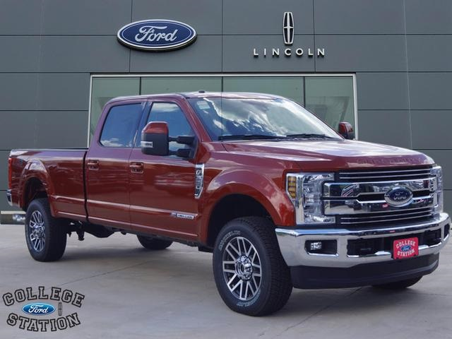 2018 Ford Super Duty >> New 2018 Ford F 350 Super Duty Lariat 4wd