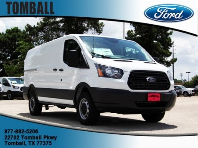 Ford Transit 250 >> New 2018 Ford Transit 250 Base Rwd 3d Low Roof Cargo Van