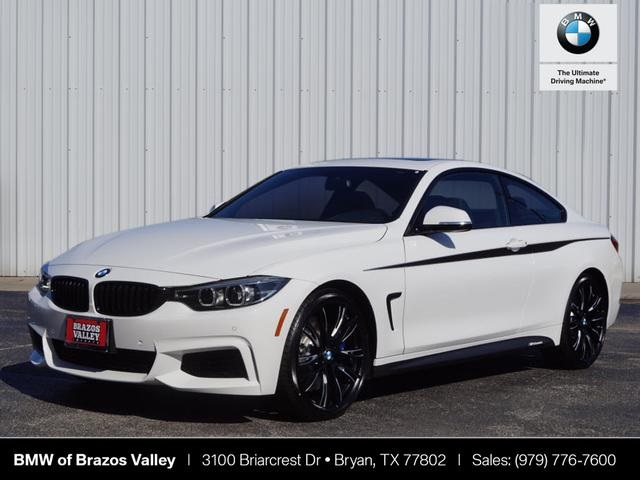 New 2019 Bmw 4 Series 440i Rwd 2d Coupe